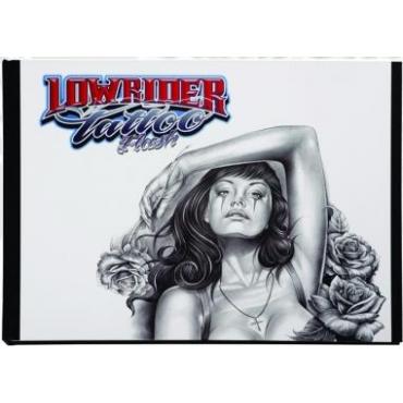Libro chicano LOWRIDER Tattoo - Jose Lopez