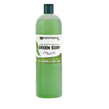 Jabon green soap PANTHERA para la limpieza del tattoo 1 lt.